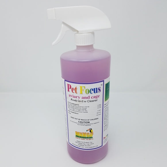 Mango Pet Focus Disinfectant - 1 Quart