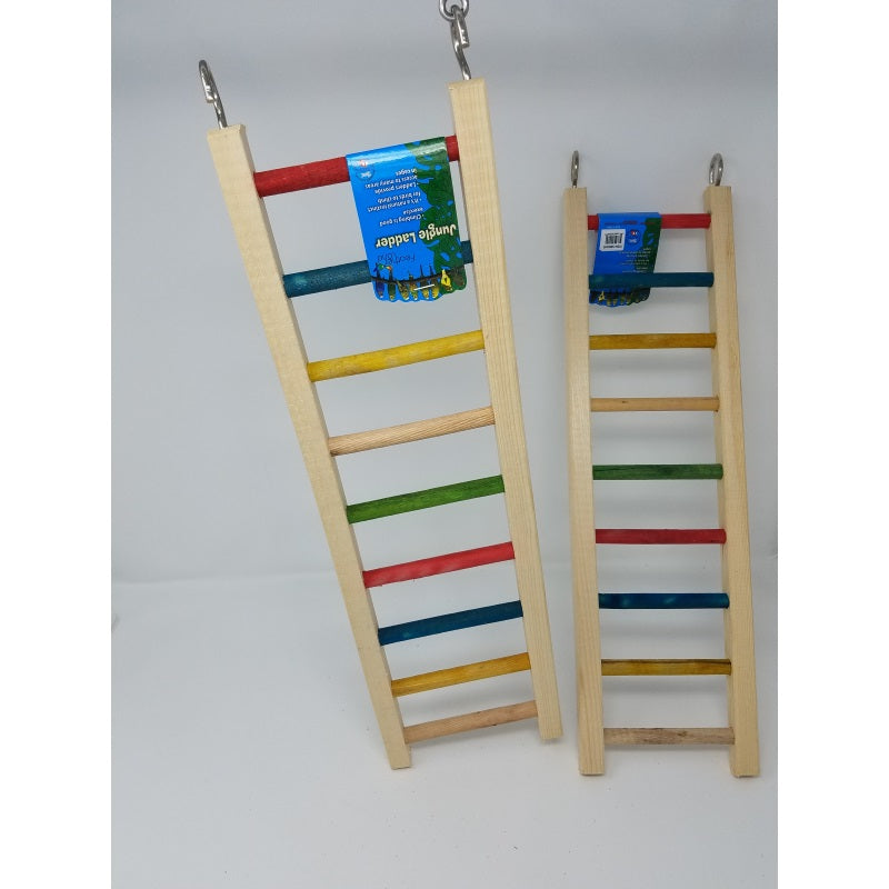 "Rainbow Ladder - 18"" Small Rungs"