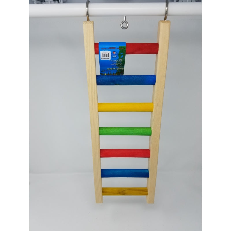 "Rainbow Ladder - 18"" Large Rungs"