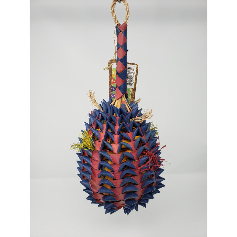 Pineapple Foraging Basket Toy - XL