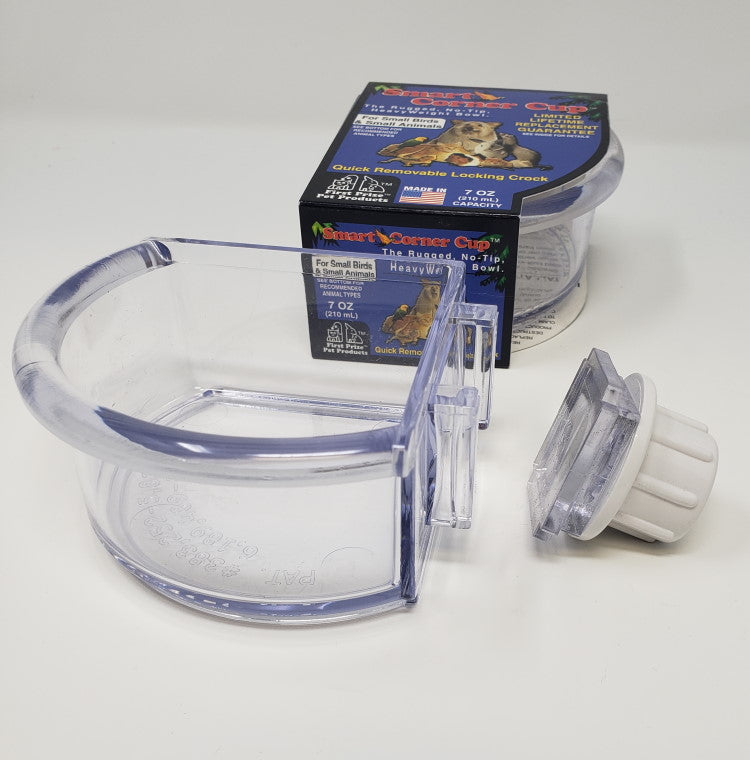 In-&-Out Crock - Corner Crock (7 oz)
