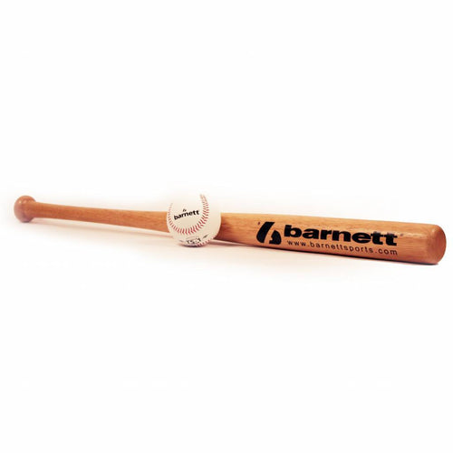 BBWO-3 Baseball Holz Junior (Kinder) Set, Schläger & Ball, (BB-W 24, BS-1)