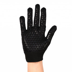 FLGL-02 American Football Handschuhe Running, RE,DB,RB, schwarz