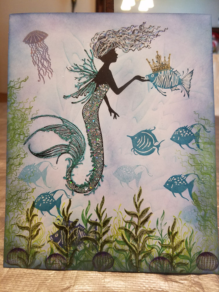 Mermaids and Fishes