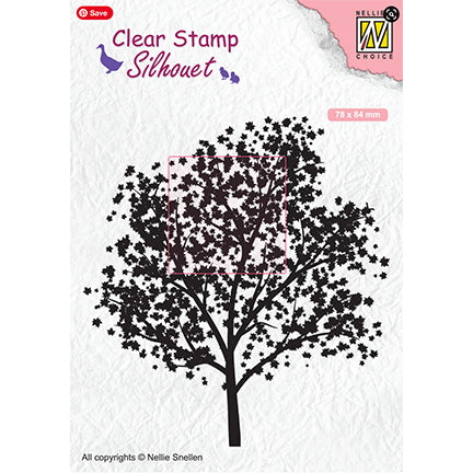 Silhouette Stamps by Nellie's Choice