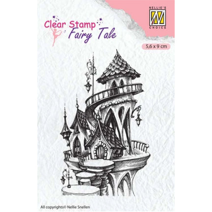 Fairy Tale Stamps by Nellie's Choice