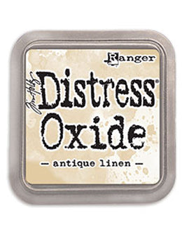 Distress Oxide Antique Linen Full Size Ink Pad by Ranger/Tim Holtz