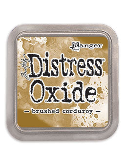 Distress Oxide Brushed Corduroy Full Size Ink Pad by Ranger/Tim Holtz