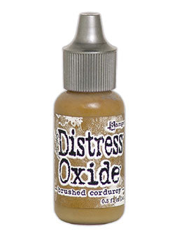 Distress Oxide Brushed Corduroy Reinker by Ranger/Tim Holtz