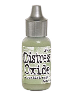 Distress Oxide Bundled Sage Reinker by Ranger/Tim Holtz