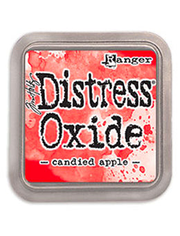 Distress Oxide Candied Apple Full Size Ink Pad by Ranger/Tim Holtz