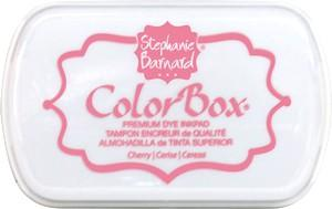 ColorBox Cherry Premium Dye Ink Pad by ClearSnap