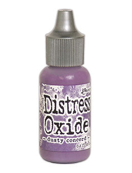 Distress Oxide Dusty Concord Reinker by Ranger/Tim Holtz