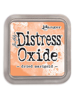 Distress Oxide Dried Marigold Full Size Ink Pad by Ranger/Tim Holtz