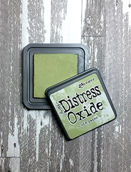 Distress Oxide Old Paper Full Size Ink Pad by Ranger/Tim Holtz available at Del Bello's Designs