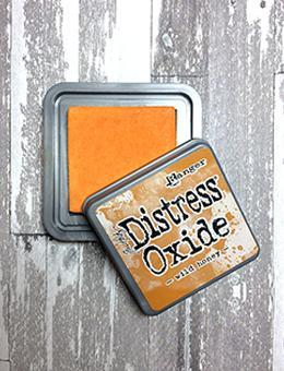 Distress Oxide Wild Honey Full Size Ink Pad by Ranger/Tim Holtz available at Del Bello's Designs