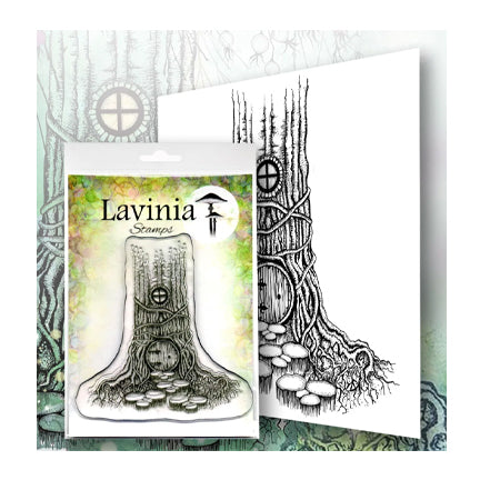 Druid's Inn by Lavinia Stamps available at Del Bello's Designs