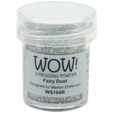 Fairy Dust Embossing Powder by WOW!