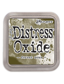 Distress Oxide Forest Moss Full Size Ink Pad by Ranger/Tim Holtz