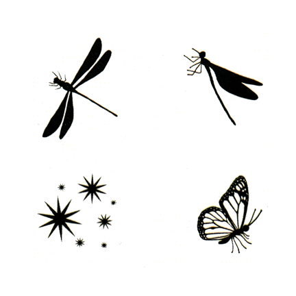 Fairy Bugs by Lavinia Stamps LAV471 Artist Tracey Dutton available at Del Bello's Designs