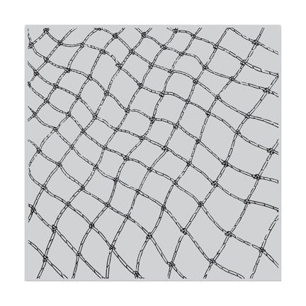 Fishing Net Bold Prints by Hero Arts