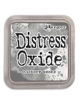 Distress Oxide Hickory Smoke Full Size Ink Pad by Ranger/Tim Holtz