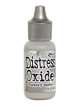 Distress Oxide Hickory Smoke Reinker by Ranger/Tim Holtz