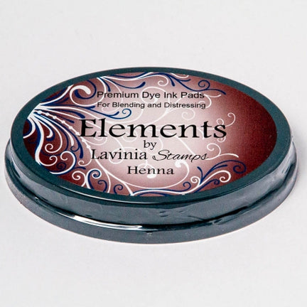 Elements Henna Ink Pad by Lavinia Stamps