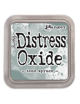 Distress Oxide Iced Spruce Full Size Ink Pad by Ranger/Tim Holtz