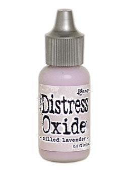 Distress Oxide Milled Lavender Reinker by Ranger/Tim Holtz
