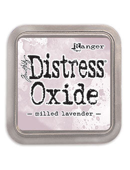 Distress Oxide Milled Lavender Full Size Ink Pad by Ranger/Tim Holtz