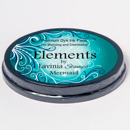 Elements Mermaid Ink Pad by Lavinia Stamps