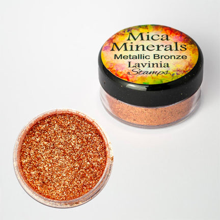 Mica Minerals Metallic Bronze by Lavinia Stamps