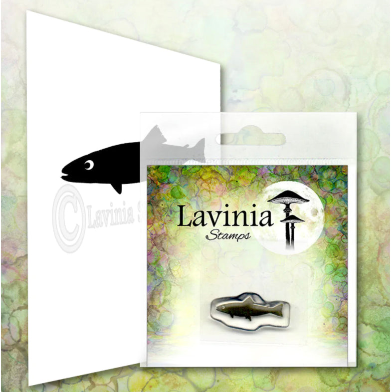 Mini Fish (Miniature) by Lavinia Stamps