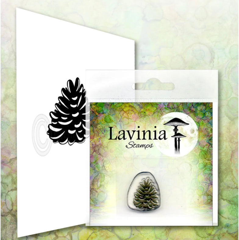 Mini Pine Cone (Miniature) by Lavinia Stamps