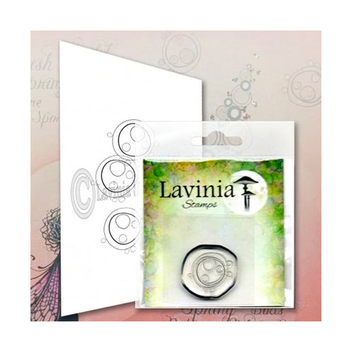 Mini Orbs (Miniature) by Lavinia Stamps available at Del Bello's Designs