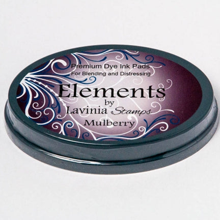 Elements Mulberry Ink Pad by Lavinia Stamps