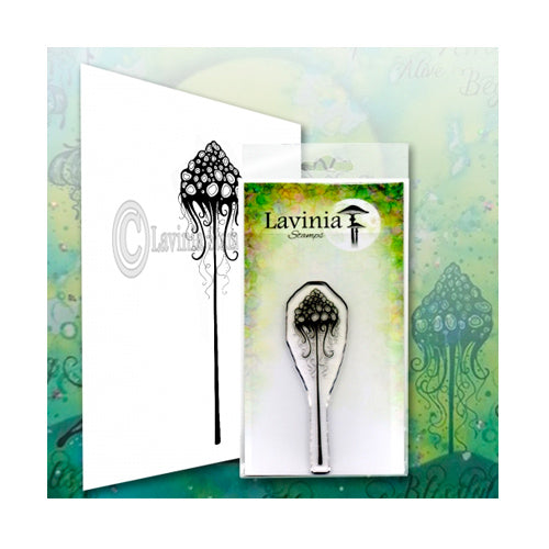 Mushroom Lantern Single by Lavinia Stamps available at Del Bello's Designs