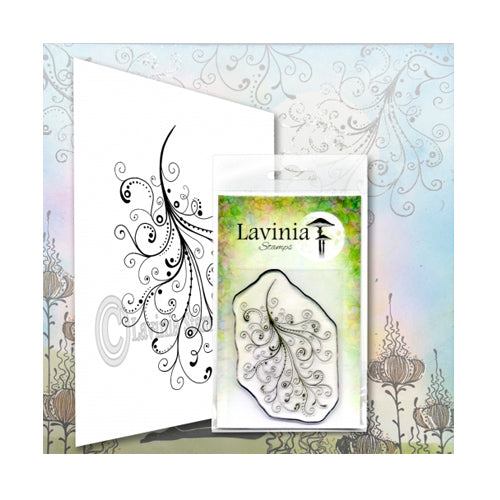 Mystical Swirl by Lavinia Stamps available at Del Bello's Designs