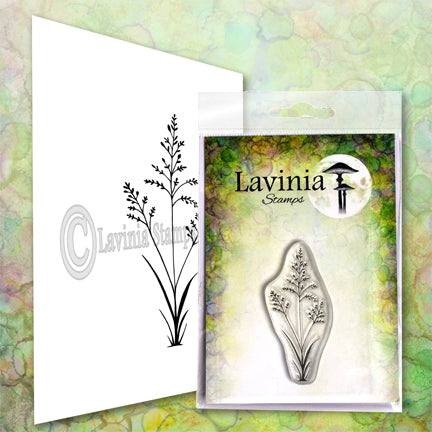 Orchard Grass by Lavinia Stamps