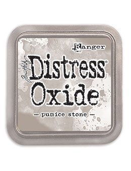 Distress Oxide Pumice Stone Full Size Ink Pad by Ranger/Tim Holtz