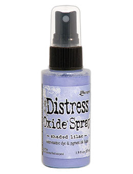 Distress Oxide Shaded Lilac Ink Spray by Ranger/Tim Holtz