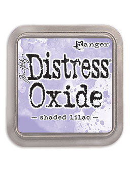Distress Oxide Shaded Lilac Full Size Ink Pad by Ranger/Tim Holtz