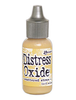Distress Oxide Scattered Straw Reinker by Ranger/Tim Holtz
