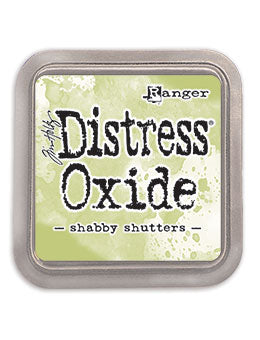 Distress Oxide Shabby Shutters Full Size Ink Pad by Ranger/Tim Holtz
