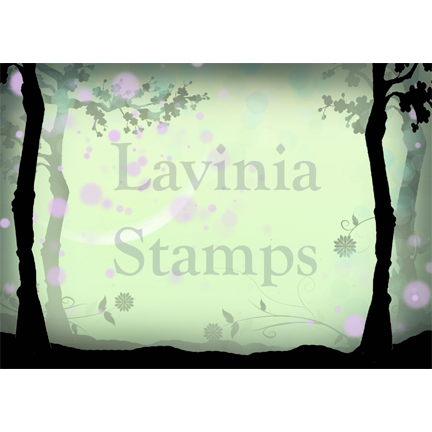 A Woodland Walk SceneScapes by Lavinia Stamps