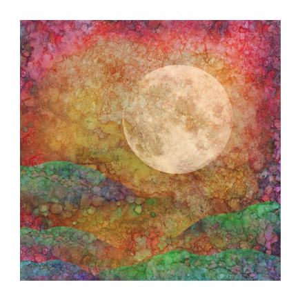 Magical Moonlight SceneScapes by Lavinia Stamps Artist Tracey Dutton