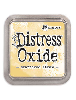 Distress Oxide Scattered Straw Full Size Ink Pad by Ranger/Tim Holtz