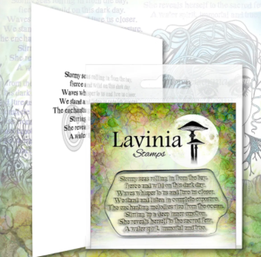 *Pre-Order* Water Spirit Verse by Lavinia Stamps *Pre-Order*