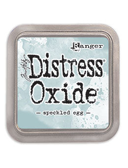 Distress Oxide Speckled Egg Full Size Ink Pad by Ranger/Tim Holtz
